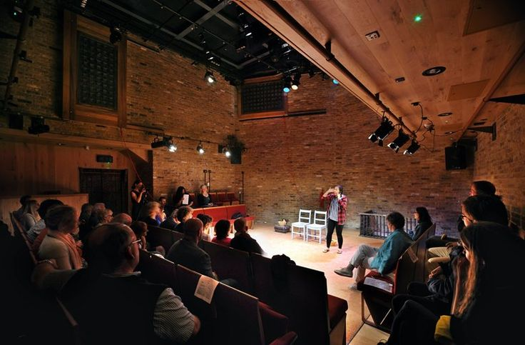 Project Design of the Year - Tara Theatre by Aedas Arts Team, London, 2016 - Aedas