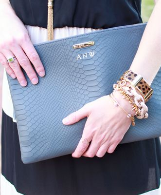 Layered and textured arm candy