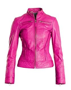Danier leather women jackets.  If only I were that skinny again