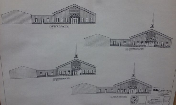 Elevation Church Plan A Visit : Best churches by hanover building systems serving pa