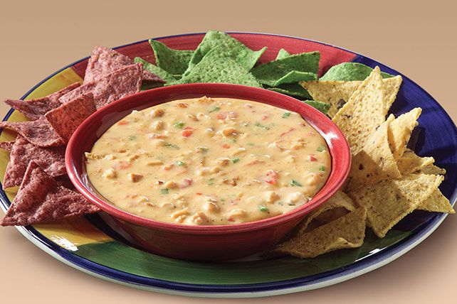 how to make velveeta rotel dip in crock pot