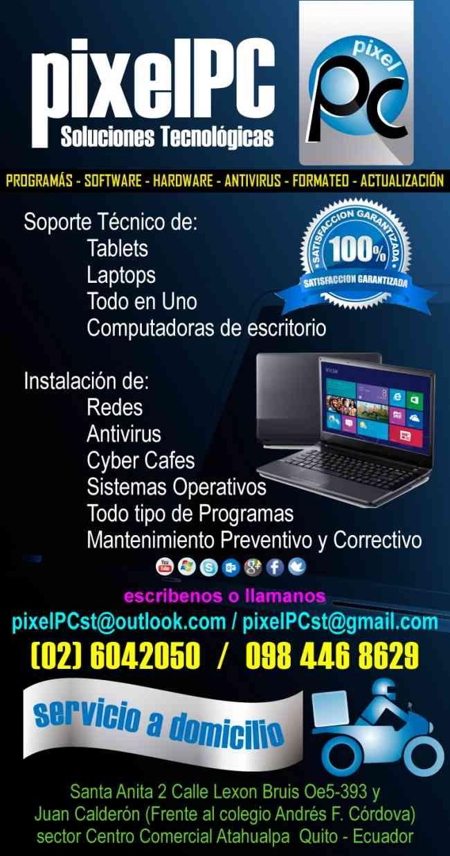 Soporte Técnico Reparación De Computadoras Pc Laptops Tablets Reparacion De Computadoras Computadoras Programación De Ordenadores