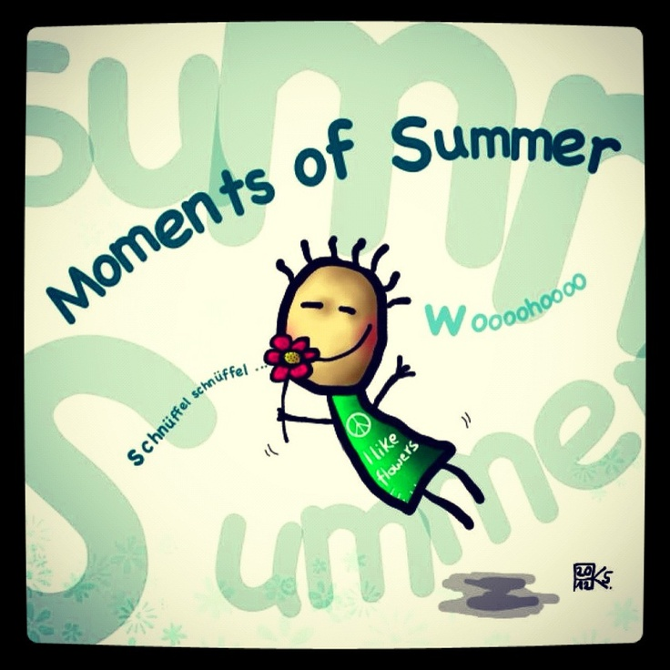 Moments of summer