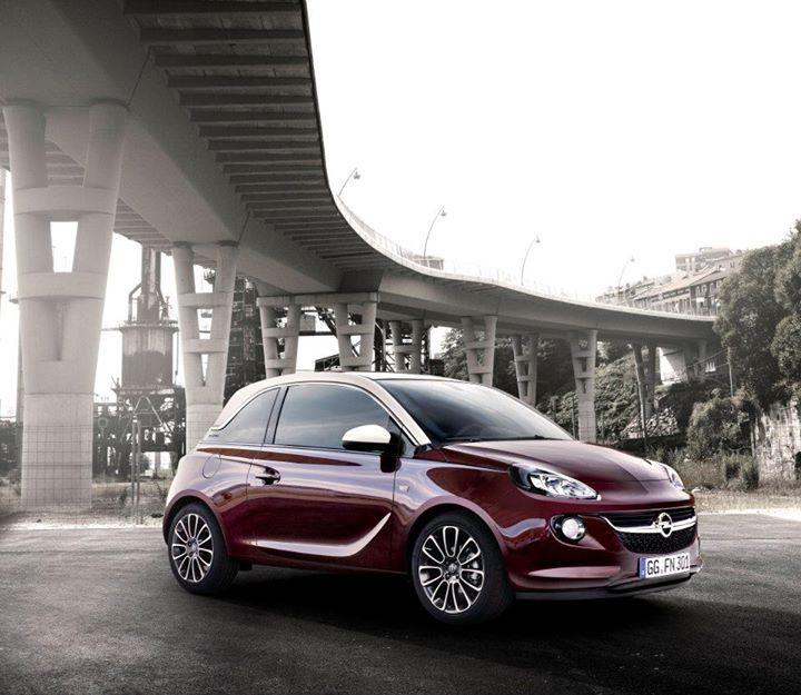 Cars Life Opel Vauxhall Adam Is Here Once Again I Wish Gm Would Import That Instead Of Some The Other