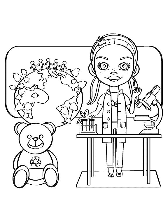 science coloring pages for kid - photo#22