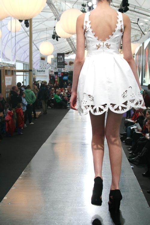 New Zealand Fashion Week @ The Cloud 2011. Photographer: Sarah Hanline
