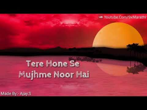 Tere Sang Yara Whatsapp Status Video - YouTube