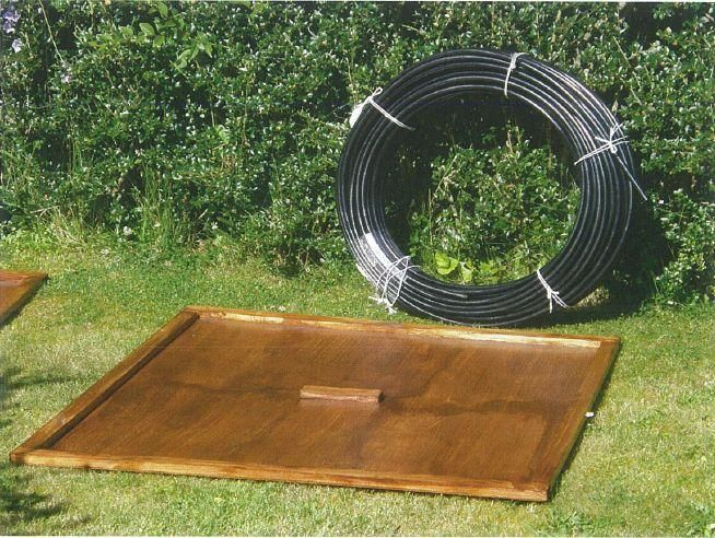 DIY Solar Pool Heating in Tuscany - by Filpumps