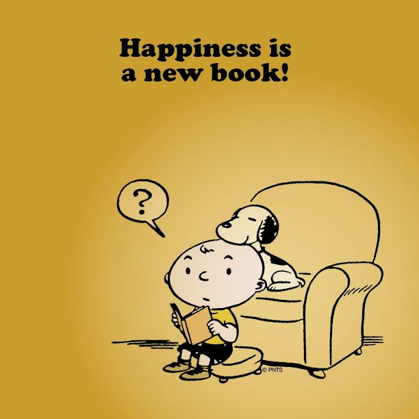 Happiness is a new book.