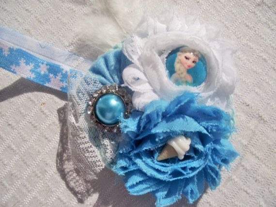 FROZEN HeadbandFrozen PARTY HeadbandPHOTO by CedarCoveCreations