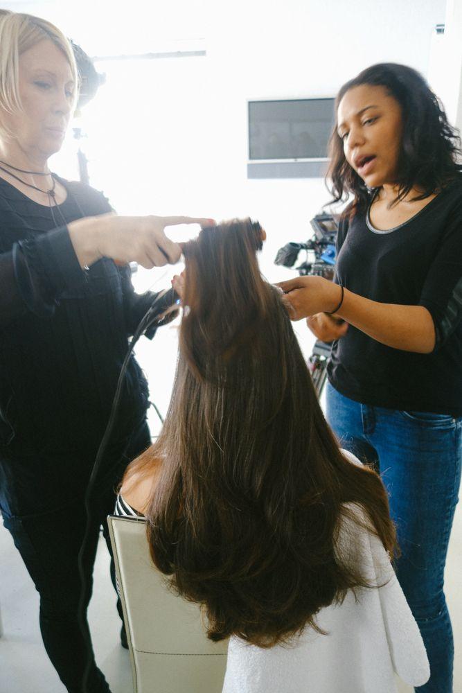 L'Oréal Bronde {Behind The Scenes} - The Londoner