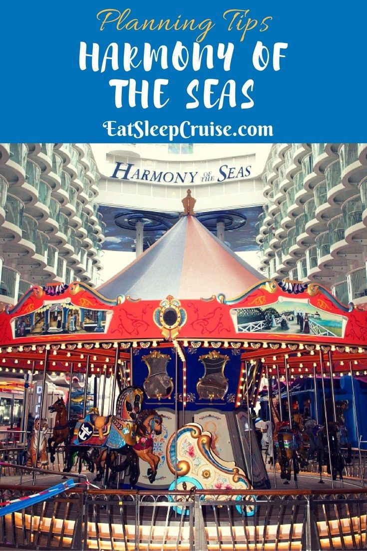 Harmony of the Seas planning tips to help you plan the perfect cruise on the world's largest cruise ship!