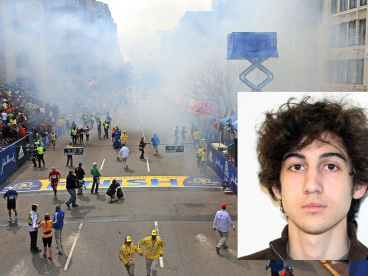 Boston Marathon Bomber Dzhokhar Tsarnaev Found Guilty