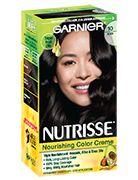 Signed up for Garnier Nutrisse info/coupons,etc - AMES
