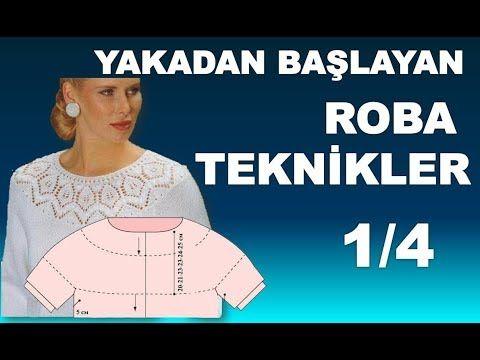 YAKADAN BAŞLAYAN ROBA TEKNİKLERİ 1/4 - YouTube