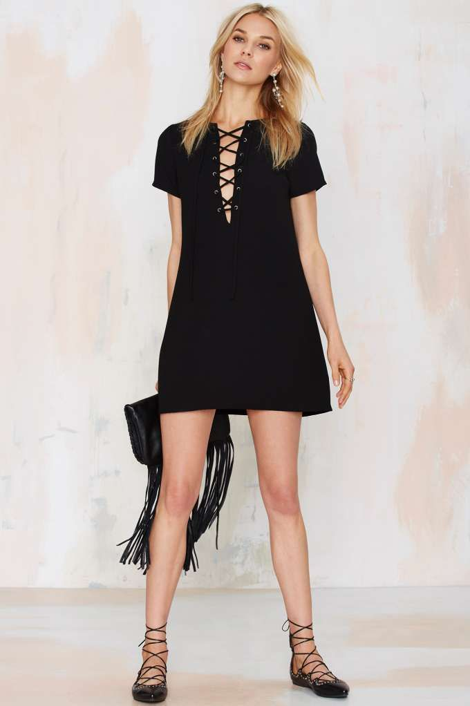 This is the perfect #LBD to go from day to night.
