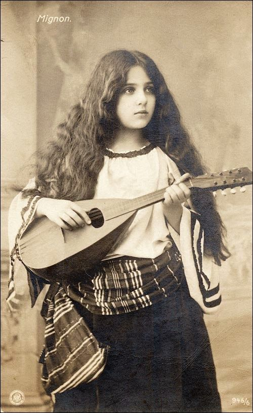 Beautiful Gypsy Girl