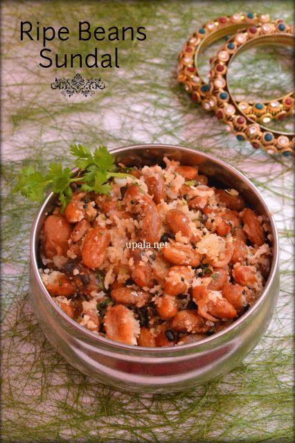 hannu huruli palya http://www.upala.net/2015/11/ripe-beans-sundalhannu-huruli-palya.html
