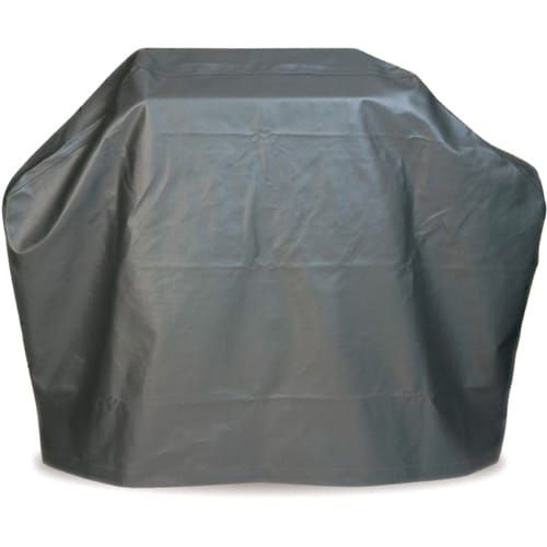 Collegiate 07008XEF Collegiate Simply The Best Medium Gas Grill Cover - Supports Grill, Red fire