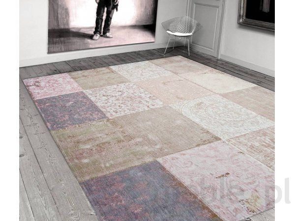 Dywan Bolshoi Pink 200x280cm Louis De Poortere 8238-20-28