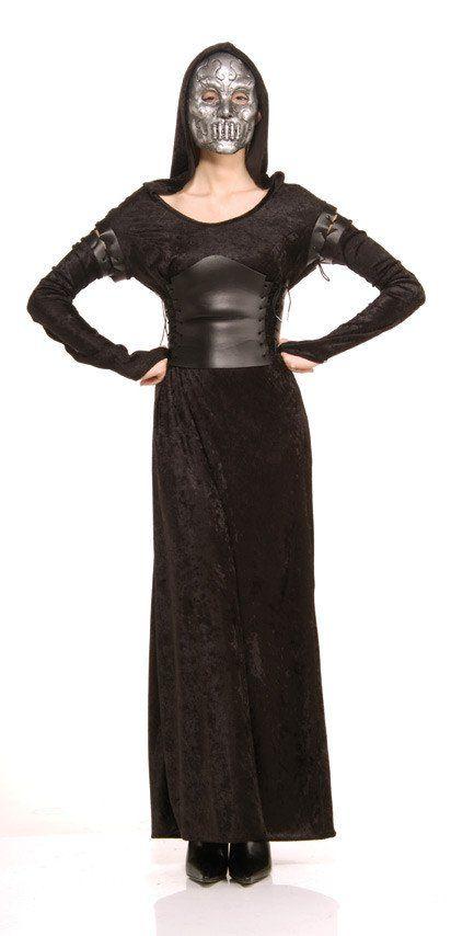 Bellatrix Death Eater Adult Female - Size Std
