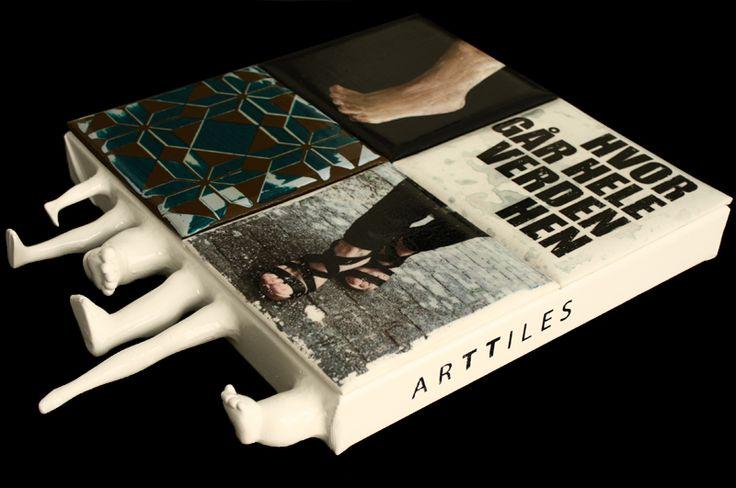 i love the legs!  {ceramic tiles by arttiles}