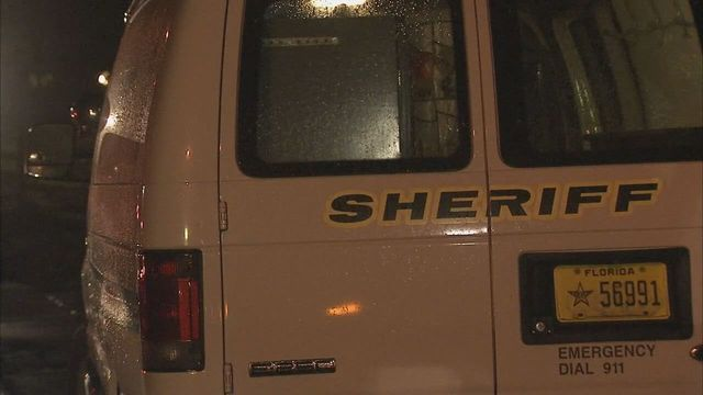 HOLIDAY (FOX 13) - A 16-year-old girl was rushed to the hospital early Thursday morning after a break-in and accidental shooting in a Pasco County home.  The Pasco County Sheriff's Office says it happened around 1 a.m. in the 3300 block of Garfield Drive.   Detectives say three black males broke in, and that one of the residents accidentally shot a 16-year-old girl who also lives in the home.