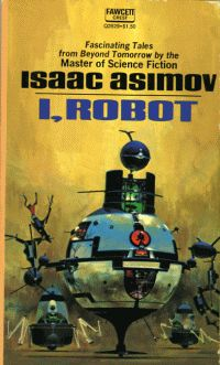 "In The 1950s, Science Fiction Became A Major Genre In Literature. Many Great Authors Of   Sci-Fi Began Their Careers In The 1950s, Such As Isaac Asimov, The Author Of ""I, Robot."" In This Novel, Asimov Discusses The Three Laws Of Robotics And How They Have Influenced The Development Of Robots Over The Years. ""I Robot"" Is A Futuristic Novel That Leaves The Reader With A Vision Of A Future That Could One Day Be A Reality."
