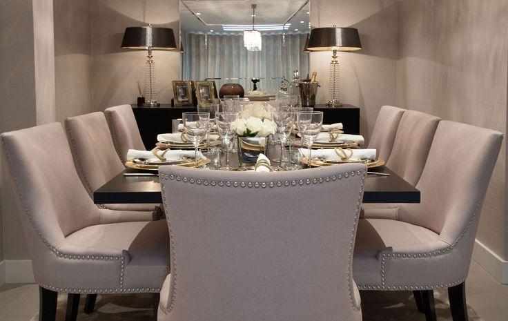 Formal dining room   JHR Interiors