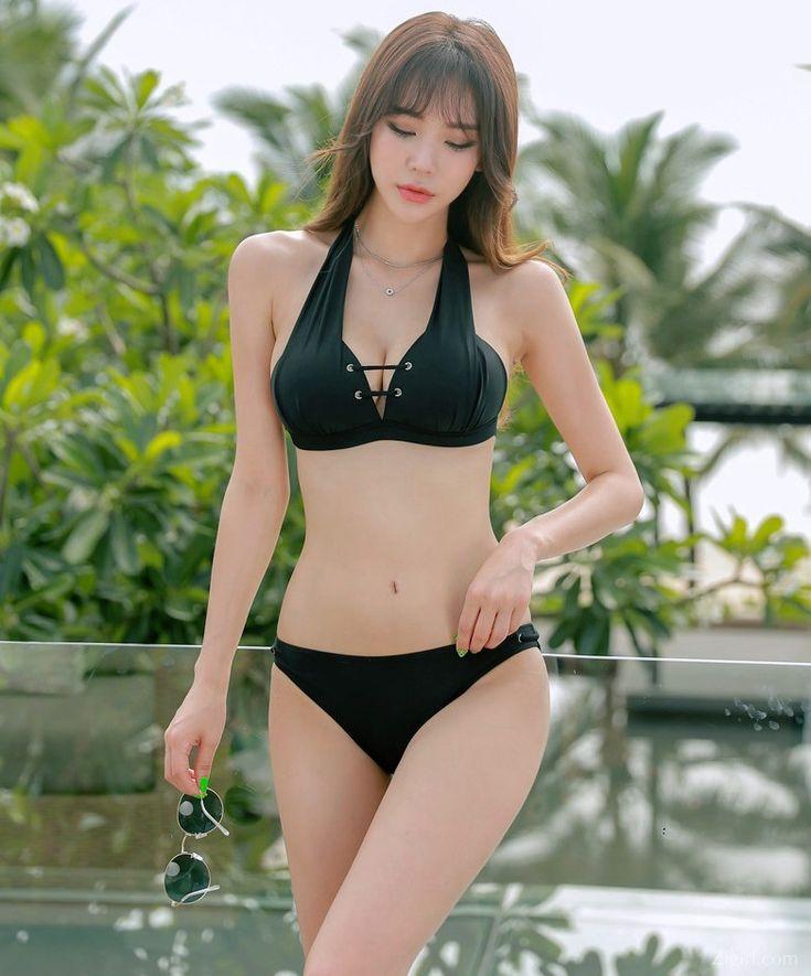 Bikini korean model