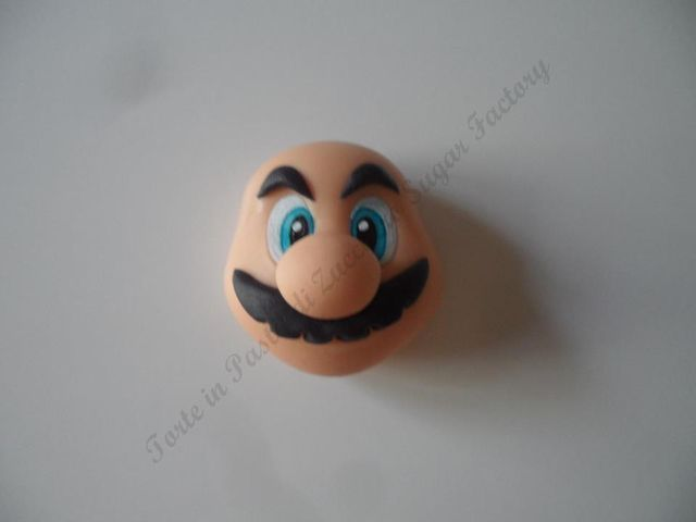 Tutorial Super Mario #1: Tutorial Super Mario - by cesare @ CakesDecor.com - cake decorating website