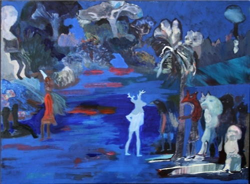Jackie Berridge, Not A Stag Party, 2010 - 2011