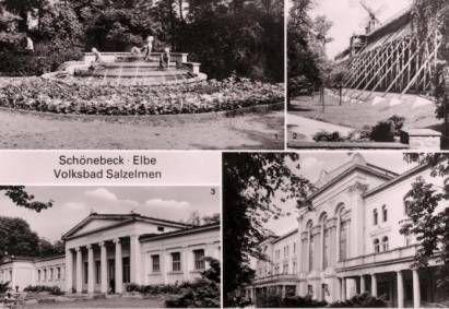 schönebeck salzelmen  | Schönebeck - Salzelmen : Karten-Himmel, Online-Shop