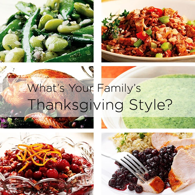 Thanksgiving Ideas For Every Family - From super casual to super formal! #Thanksgiving #Holidays #Fall