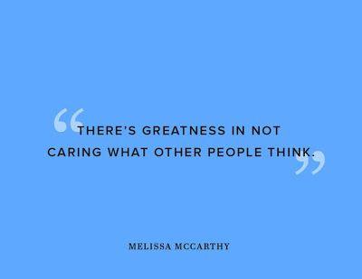 Verbal Gold Blog: 10 reasons I love Melissa McCarthy