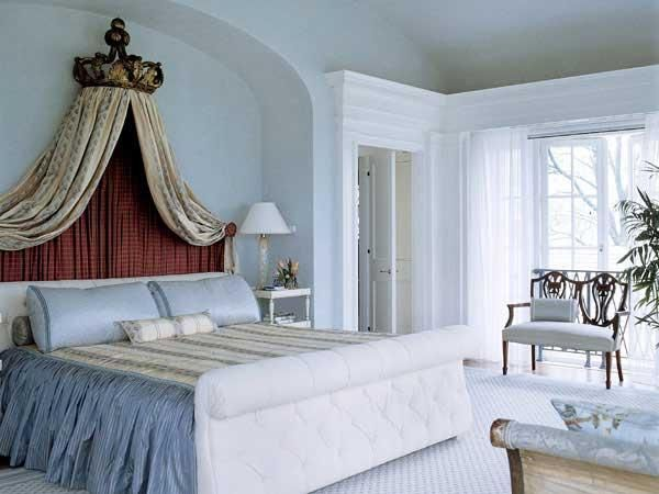 Decorate the master bedroom 5