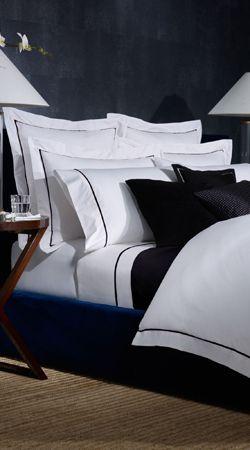 Ralph Lauren Black Bedding Luxury Towels Home