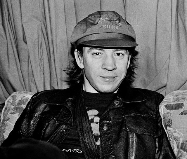 young stevie ray vaughan