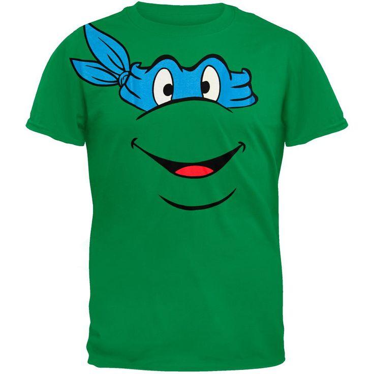 Teenage Mutant Ninja Turtles - Leonardo Costume T-Shirt