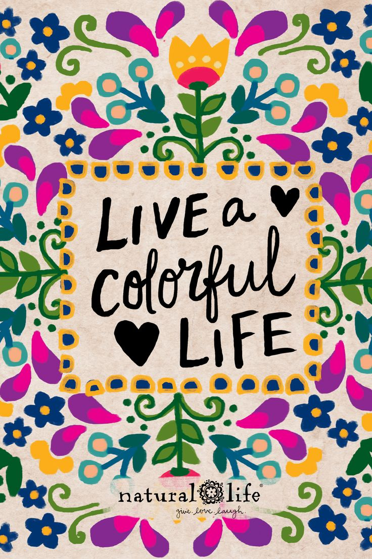 <3 #quotes #colorful #life