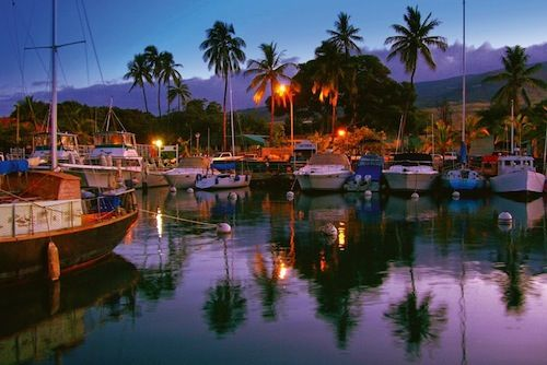 Lahaina maui a fishing village a fun place to shop with for Maui fishing store