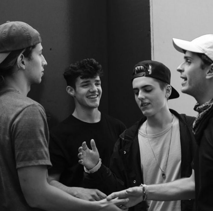 trey (trizzy) , aaron carpenter, chris miles, & colby james