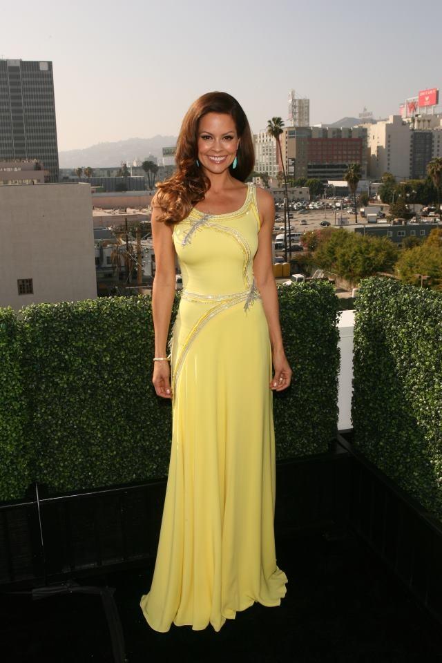 Brooke Burke Oscar Pre-show 2012 - Stylist Julie Matos - AKA the job that started it all