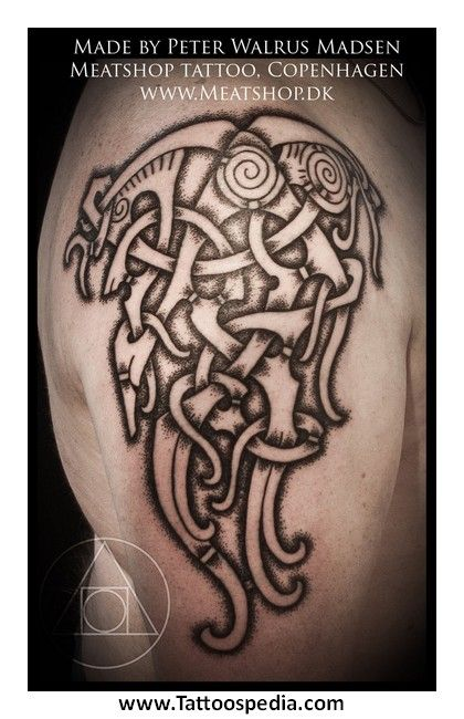 29 best images about tattoos md on pinterest sleeve for Ancient scandinavian designs