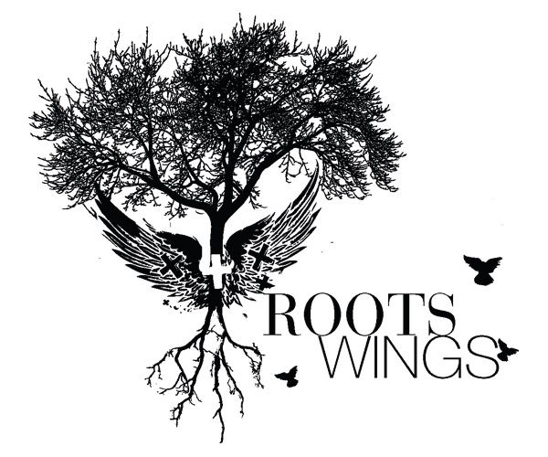 we should focus on giving our children 2 things; roots and wings.