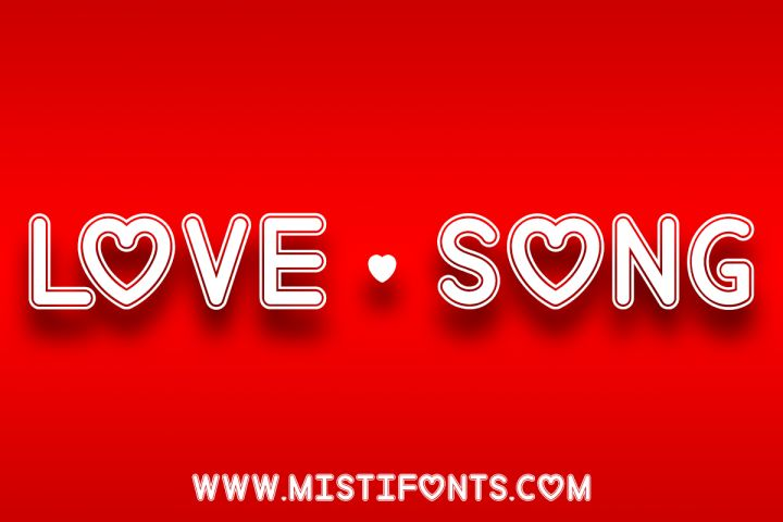 Love Song from FontBundles.net