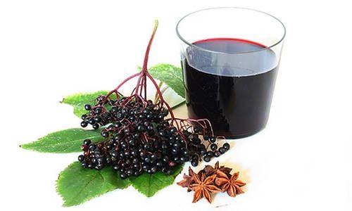 Čerstvé plody bezu černého obsahují vitaminy A, B, C, E, silice, cukry, bílkoviny a další látky. Jedná z nich, glykosid sambunigrin, mírně projímá. Štáva pomáhá při nachlazení. Znalci ji doporučují kombinovat se šťávou šípkovou a mrkvovou.