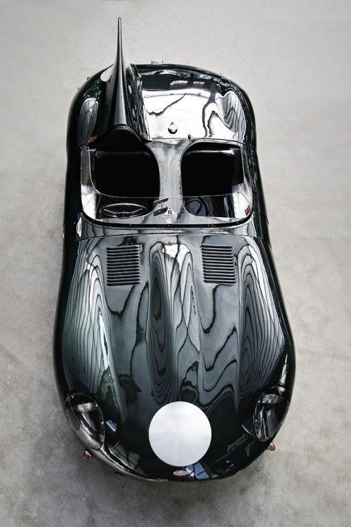 1956 Jaguar D Type Lemans.