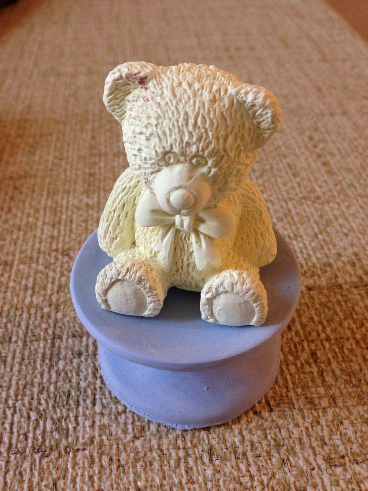 Stand ve ayıcık... Baby shower doğum günü organizasyonları için hediye alternatifleri...