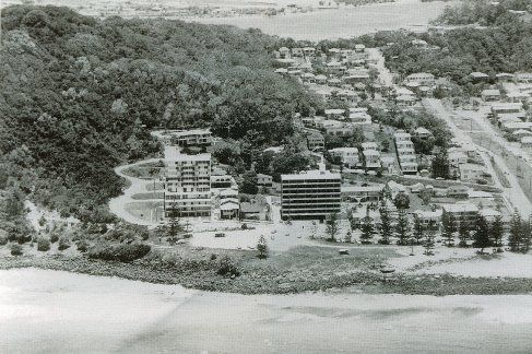 Gold Coast (Australia) - Burleigh Heads Beach 1967